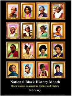 February is National Black History Month. Celebrate and share it!