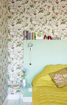 9-slaapkamer-vogel-behang