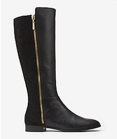 Zip Riding Boots | Kate Spade Saturday