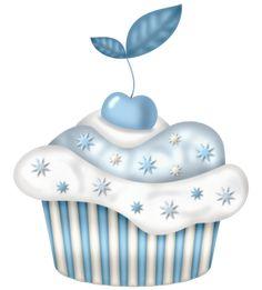 Tubes scrap divers - (page - Le petit grenier d' Emy Cupcake Clipart, Cupcake Art, Petite Section, Crayon Art, Creepy Art, Pocket Letters, Fruit Art, Candyland, Decoupage