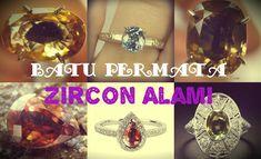 Harga Batu Permata Zircon Asli dan Contoh Design Cincinnya