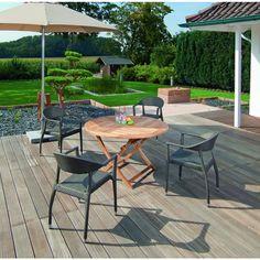 """Gartenmöbel-Set """"Dakar / York"""" - Ihr Online Shop für exklusive Gartenmöbel  - #Garten #Moebel"""