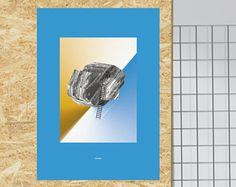 Le Flugobjekt I  — Kunstdruck | Artwork | Poster Series | Fineart Exclusive Print, limitiert