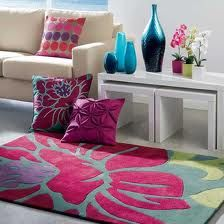 flower print and colors