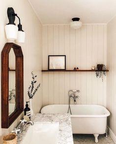 Modern Bathroom Design Trends for Your Dream House Home Interior, Bathroom Interior, Interior Design, Interior Livingroom, Bad Inspiration, Bathroom Inspiration, Style At Home, Ideas Dormitorios, Beautiful Bathrooms
