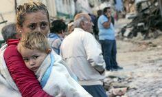 Waarom zijn er zoveel kinderen bij de slachtoffers in Italië? | Aardbevingen…