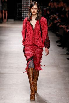 Andreas Kronthaler for Vivienne Westwood - Fall 2016 Ready-to-Wear