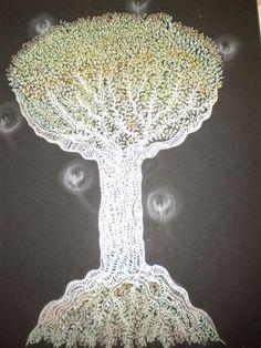 blogdamaria * desenho em bico de pena By Mary Detter
