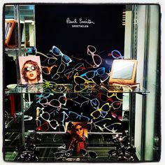#PaulSmith Spectacles frame line is hot this summer come in and check them out at #DrLenahan and the #Spectacle