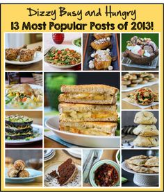 13 Most Popular Dizzy Busy and Hungry Posts of Great Recipes, Favorite Recipes, Grilled Chicken Sandwiches, Good Food, Yummy Food, Dinner Side Dishes, Fast Easy Meals, World Recipes, Food Porn