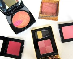 AW13 blushers from Lancome, Benefit, YSL and Bobbi Brown
