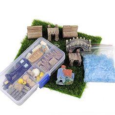 Miniature Ornaments for DIY Miniature Fairy Garden Patio ... https://www.amazon.com/dp/B01KDU1IA2/ref=cm_sw_r_pi_dp_x_H919xb8QWEKEE