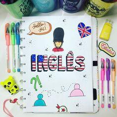 Bullet Journal Writing, Bullet Journal School, Bullet Journal Inspo, Bullet Journal Ideas Pages, Creative Lettering, Hand Lettering, Notebook Art, Study Planner, Lettering Tutorial