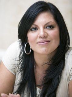 Sara Ramirez ~ long layers