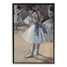 Ballerina by Edgar Degas - Bed Bath & Beyond - love this picture