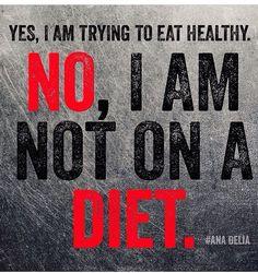 #Day32 Viele denken ich mache eine Diät, doch das ist nicht wahr. Ich habe meinen Lebensstil geändert und damit bin ich sehr glücklich! (Fitness Motivation Diet)