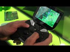 Nvidia Shield Hands On: Taking The PC Gamer To Mobile - The Nvidia Shield is promising to bring android and PC gaming together anywhere you want to play. Can it?