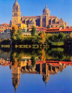 Salamanca, España. |