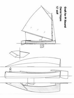 """Dan A. Noyes is a boat designer, builder and repairer in Newbury, Massachusetts.  He has been working with wooden boats for most of his life and has been published twice in Wooden Boat Magazine's """"Small Boats"""" special editionas a result.  danoyes1@hotmail.com  http://dansdories.googlepages.com"""