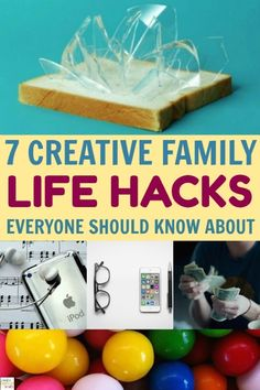 This post focuses on 7 amazingly creative family hacks. From kitchen to parenting, these are simple and easy tips for families that are useful and practical. I am sure your family will love them. #hacks #family #tips #practical #home #lifestyle Tips And Tricks, Food Trucks, Tortellini, Grace Based Parenting, Healthy Foods To Eat, Healthy Recipes, Crafts For Teens To Make, Simple Life Hacks, Hacks Videos