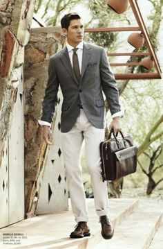 business look for summer #man #fashion #style