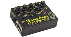 Tech 21 SansAmp Para Driver DI Instrument Preamp Pedal The Tech 21 SansAmp Para Driver DI Instrument Preamp Pedal provides detailed tone-shaping possibilities Bass Pedals, Guitar Pedals, Used Guitars, Bass Guitars, Digital Piano Keyboard, Dj Gear, Pedalboard, Sound Effects, Things To Buy