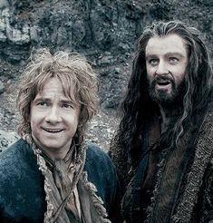 The Hobbit • mishacolins: I know that's how you must honor...