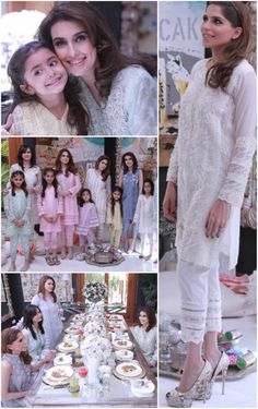 Get ready for an afternoon of fun and high fashion with Nazli Akbar's Eid collection. Just when we thought the Nazli Akbar girls crew couldn't get any better we now have the latest additions of gor…
