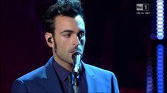 OuO @mengonimarco #EUROVISION Marco Mengoni nella prima serata del Festival di Sanremo 2013