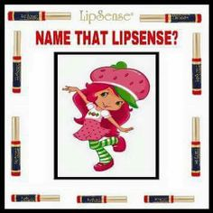 Strawberry Shortcake Lipsense Game, Senegence Makeup, Senegence Products, Color Games, Facebook Party, Flawless Makeup, Pink Lips, Party Games, Health And Beauty
