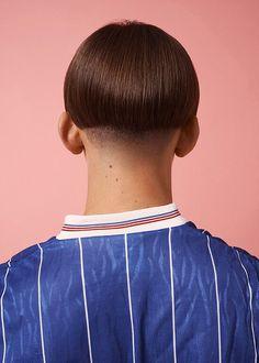 Bowl Cut, Haircuts For Men, New Hair, Mushroom, Hair Cuts, Collections, Hairstyles, Curtains, Man Haircuts
