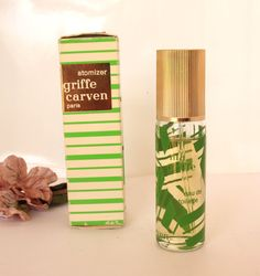 VINTAGE Iconic 60s designer perfume Ma Griffe by lavibohemme, $30.00