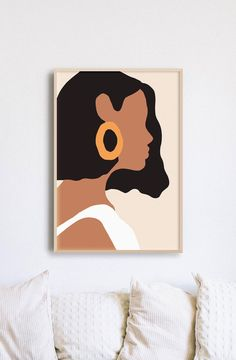 Discover recipes, home ideas, style inspiration and other ideas to try. Easy Canvas Art, Simple Canvas Paintings, Small Canvas Art, Mini Canvas Art, Diy Canvas, Disney Canvas Art, Minimalist Art, Female Art, Female Faces