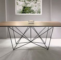 47 Modern Dinning Table Design Ideas Youll Love - 2020 Home design Modern Dinning Table, Dinning Table Design, Dining Table In Kitchen, Dining Tables, Dining Room, Small Dining, Steel Furniture, Table Furniture, Home Furniture