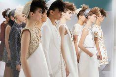 Chanel Fall Winter 2014/ 2015  www.glammm.nl