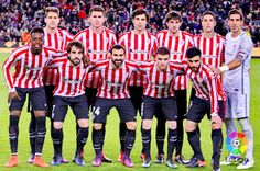 Equipos de fútbol: ATHLETIC CLUB DE BILBAO contra Barcelona 11/01/2017