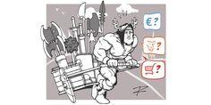 I Viaggi del Barbaro e il redesign del sito aziendale