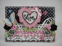 Love - Maja Design - Scrapbook.com