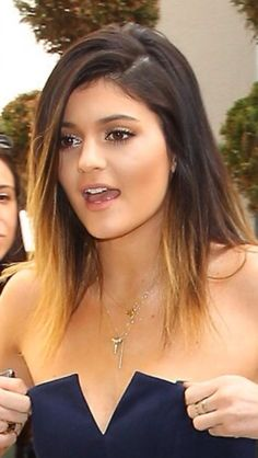 Kylie jenner haircut I want this haircut n color