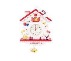 Hello Kitty Wall Clock: Pendulum