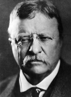 Did you know that President Theodore Roosevelt had Georgia ties? Click this pin to learn more.