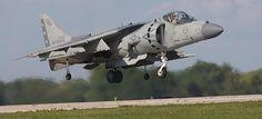 Wing World | Harrier volta a Oshkosh em 2015