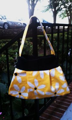 DIY handbag & free pattern