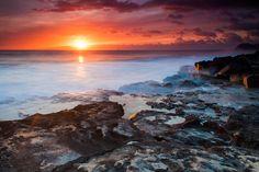 Hawaiian sunset 5/8/12 by Charles Ramiscal