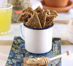 Life Changing Crackers | Made In Our Kitchen: Easy Recipes Made By An Everyday Woman