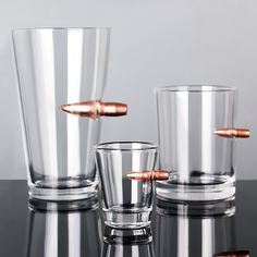 SIZE: A: B: C: D: 308 hand-made whiskey glass holds 10 oz of your favorite pour. Glasses are embedded with a real bullet right here . Tequila, Vodka, Fruit Juice, Gifts For Father, Bourbon, Whiskey, Coffee Cups, Wine Glass, Bullet