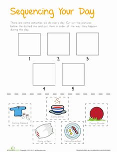 Worksheets Sequencing Skills Worksheets Preschool social studies ordinal numbers and place values on pinterest
