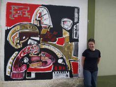 Meninas 2014. Artística y muy trabajada, la Menina de Lucía López.