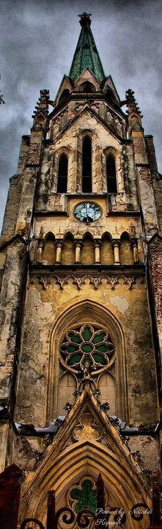 Костел Пречистого Серця Ісуса (Чернівці) The Catholic Church, Chernivtsi