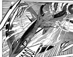 Tatsumi has a new form Akame ga kill Chapter 74